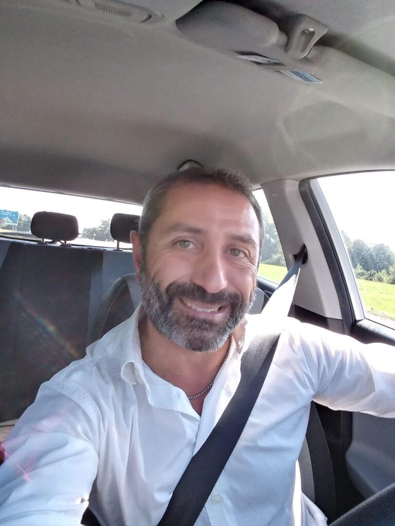 Roberto Caggiano primo piano